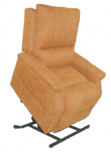 photo of a Hoxton lift chair