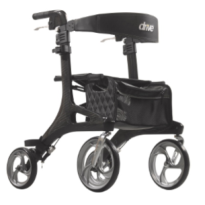photo of nitro 4 wheel walker