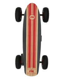 photo of streetsurfer skateboard
